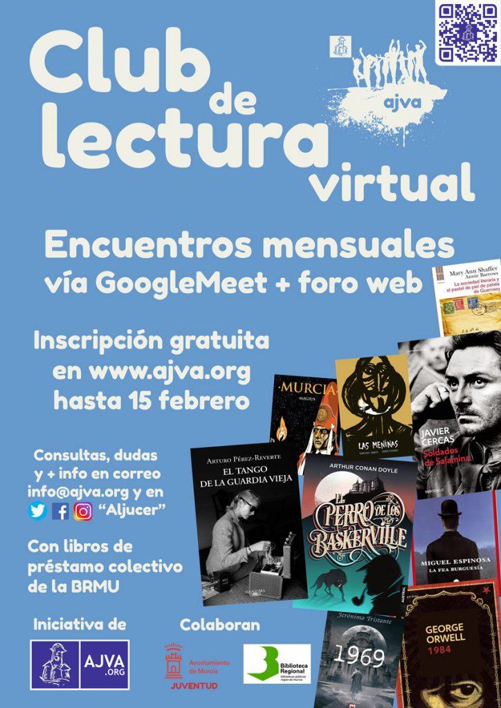 Club de lectura virtual AJVA Aljucer