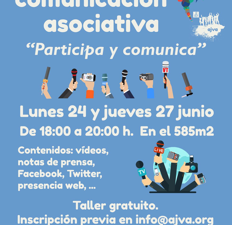 taller comunicacion asociativa